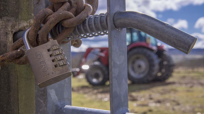 How do I make my Farm secure?